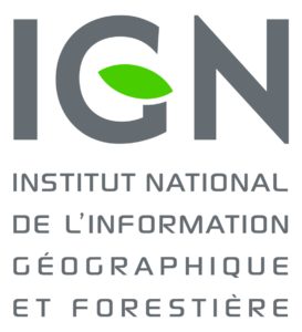 IGN (the French National Institute of Geographical and forest Information)
