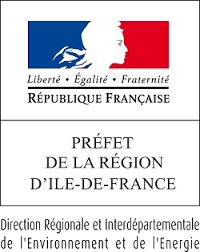 The French Regional and Interdepartmental Office of the Environment and the Energy of Ile-de-France (DRIEE)