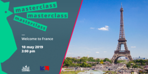 Masterclass Welcome to France with Business France