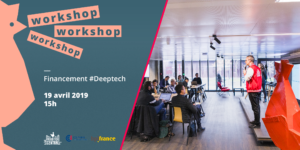 Workshop Deeptech #Funding with Bpifrance and CCI Paris