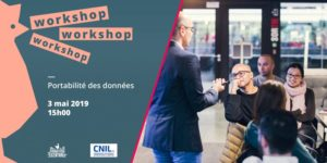 Workshop CNIL – Capitalizing on data portability