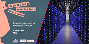 Workshop AI: accelerate your intensive computing projects with GENCI