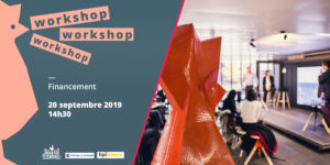 Workshop Financement par la CCI Paris & BPI France