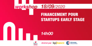 Workshop #Financement @CCI Paris & @Bpifrance