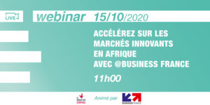 [Webinar] Accelerate into innovative markets in Africa @Business France